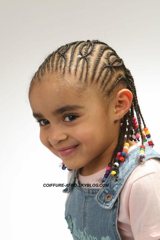 tresse petite fille coiffure black. Black Bedroom Furniture Sets. Home Design Ideas