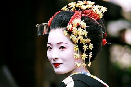 Coiffure Geisha Facile Wendadianasarah Blog