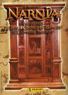 Le monde de Narnia - Chapitre 1 : le lion, la sorcière blanche et l